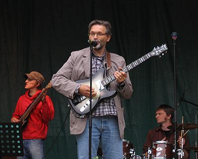 Musikschulfest Schloss Britz 2007